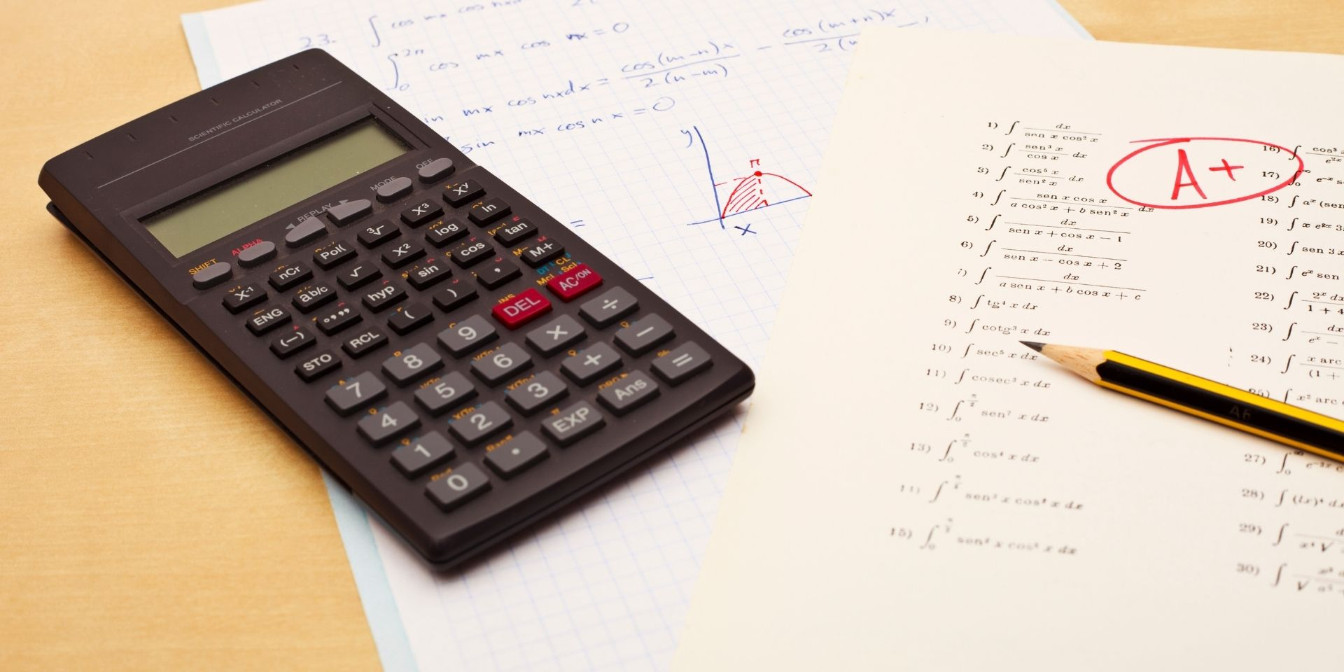 Les meilleurs trucs pour réussir tes examens de maths